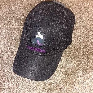 NWT Womens DISNEY Ursula Boss Witch Hat